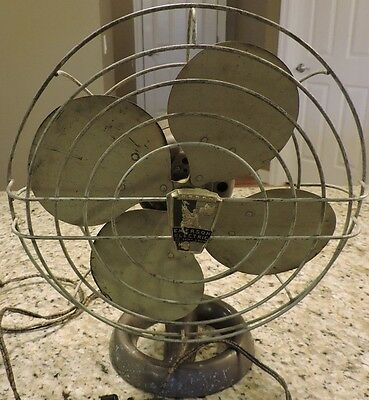 Vintage Emerson Electric Fan Manufactured  by Emerson of St Louis