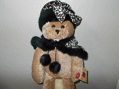 """NWTS CHANTILLY LANE """"Somewhere My Love"""" Musical Animated Bear"""
