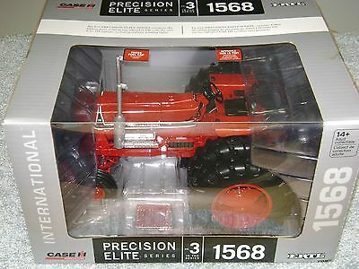 Ertl 1/16 Farmall Ih International Harvester 1568  Precision Elite #3 Tractor