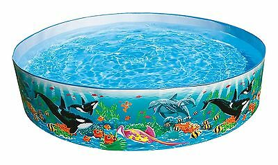 Color Reef Snapset Pool 6 Ft By 15 Inches