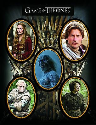 Game of Thrones Character Magnet Set of 2