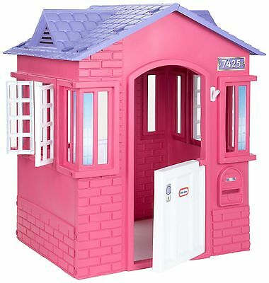 Little Tikes Princess Cottage Playhouse Pink