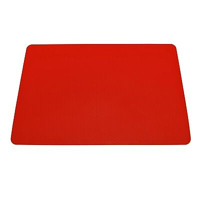 Gourmet by Starfrit 80314 Silicone Baking Mat Red