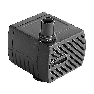 AUBIG Submersible Fountain Water Pump For Carving Machine AC 120V 200L/H