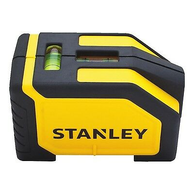 STANLEY STHT77148 Manual Wall Laser Level Yellow