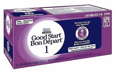 Good Start Concentrate Tetra Pack 359ml 12 Pack