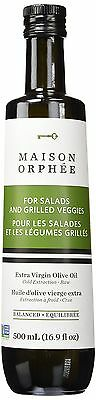 Maison Orphee Classic Cooking Oils-Extra Virgin Olive-Classic 500Ml