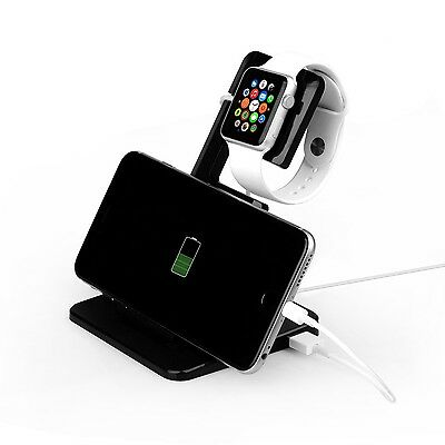 Apple Watch StandItian A11 charging station/Dock/Cradle for Apple WatchiPhone...