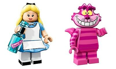 LEGO 71012 Disney Series Minifigures CHESHIRE CAT NEW Minifig Alice Minifigure