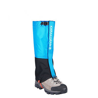 Waterproof Outdoor Climbing Hiking Snow Ski Gaiters Leg Cover Boot Hot sale