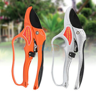 Sturdy Garden Pruning Shears Cutter Plant Stems Shrub Branch Secateurs Grafting