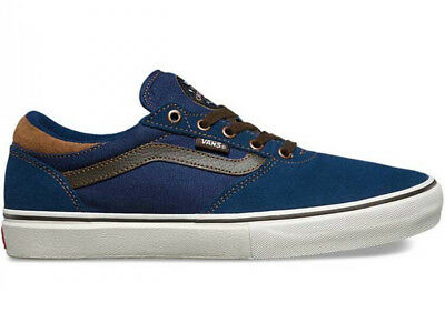 NEW Vans Gilbert Crockett Midnight Navy