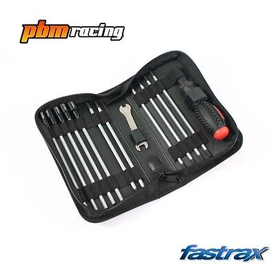 Fastrax 19-in-1 RC Tool Bag Set - FAST607