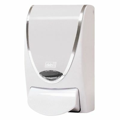 Deb Proline Dispenser Chrome Boarder Suits DEB 1Litre Refresh Foam Soap