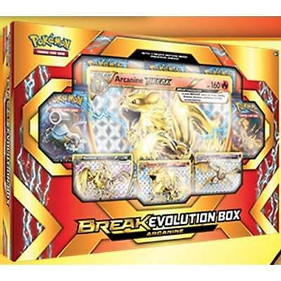 POKEMON XY * Pokemon Break Evolution Box: Arcanine