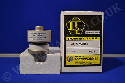PENTA Laboratories 4CX250BM Transmitter Tube