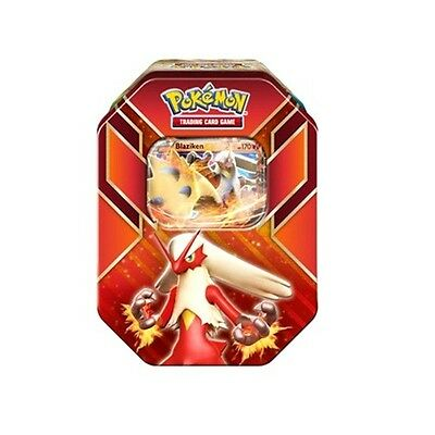 POKEMON HOENN POWER TIN * Blaziken