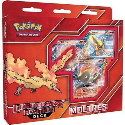POKEMON LEGENDARY BATTLE DECK * Moltres EX