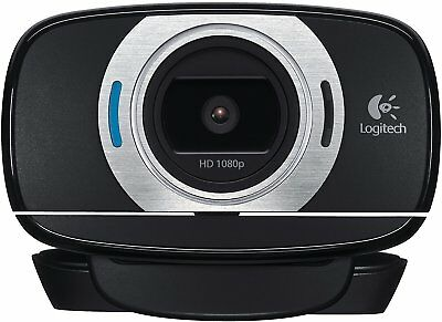 LOGITECH C615 HD Portable 1080p Webcam Autofocus PC & Mac 960-000735