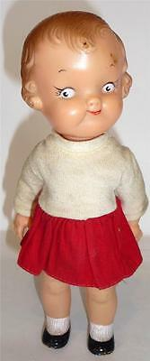 Original, 1963 Campbell's Soup Cheerleader Doll. Made by Ideal. #2