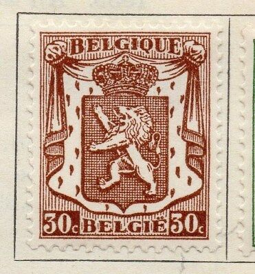 Belgium 1936 Early Issue Fine Mint Hinged 30c. 115033