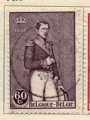 Belgium 1930 Early Issue Fine Used 60c. 114391