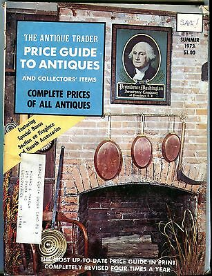 The Antique Trader Price Guide 1988 Summer 1973 EX w/ML 120316jhe