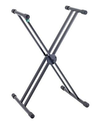 Konig & Meyer 18990 Keyboard Stand - Rick, Black