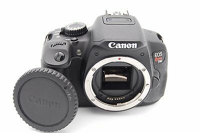 Canon EOS 650D / Rebel T4i / Kiss X6i 18MP 3''Screen DSLR CAMERA