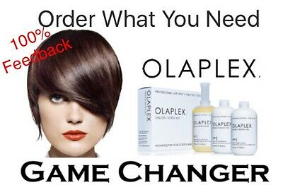 Olaplex No 1 and No 2 and No 3   Order what you need