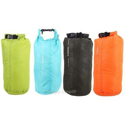 8L Waterproof Bag Storage Dry Pouch for Canoe Kayaking Rafting Camping Floating