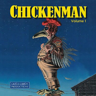 Chickenman radio serial