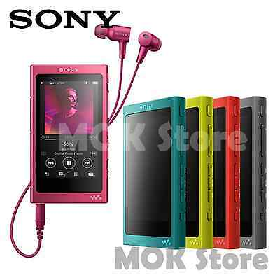 SONY NW-A35HN Walkman Hi-Res Audio Music Player MP3 NFC Bluetooth 16GB -5color