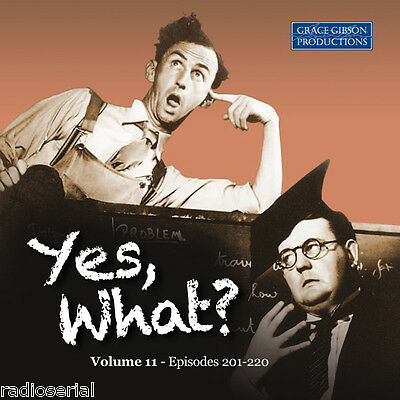 Yes What - Volume 11 radio comedy