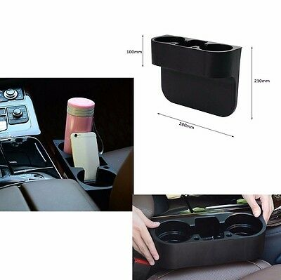 Universal Large Cars Vans Storage Drinking Bottle Can Cup Mug Mount Holder Stand