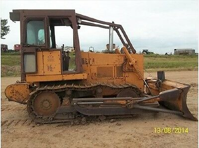 Case 1150,1150E,1155E,1150B Crawler Dozer Workshop Repair Manual On Cd