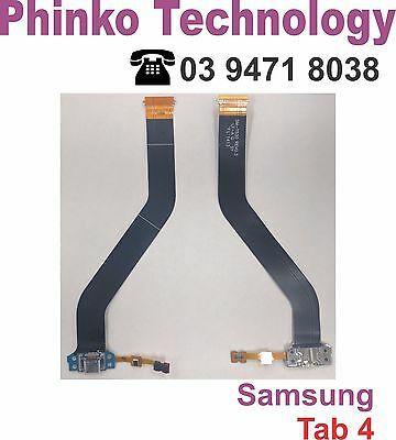Samsung Tab 4 T530 T531 T535 10.1 Tablet USB Charging Port Dock Flex Cable