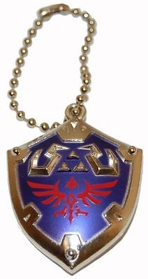 Kyodo The Legend of Zelda Link Skyward Sword Metal Key chain Hylian Shield