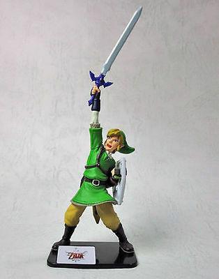 Takara Tomy Legend of Zelda no Densetsu Figure Collection Skyward Sword Link