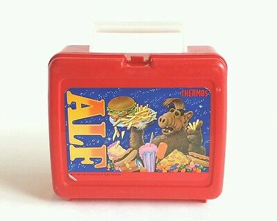 1987 Alf Lunchbox No Thermos