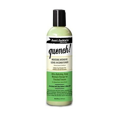 Aunt Jackie's Quench Moisture Hair Intensive Leave In Conditioner 355 ml