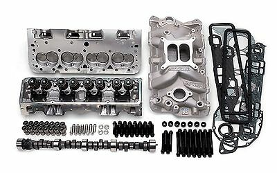 Edelbrock 2022 Power Package Top End Kit Engine Chevy 350 315HP