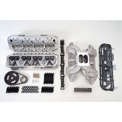 Edelbrock 2087 Power Package Top End Engine Kit, Mopar 440 482HP