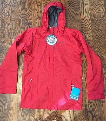 Columbia Youth Road to Rain II Jacket  M L