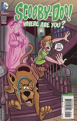 Scooby-Doo Where Are You #53 (Dc Comics 2015) Boarded. Free Uk P+P
