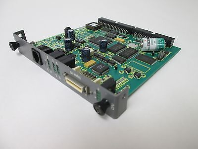 Control Technology Corp 2703AP CPU Board, RS-232 Ethernet Connection