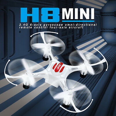 Mini RC Quadcopter RC Drone UFO FPV RC Helicopter Gyro 4CH UAV Multicopter New