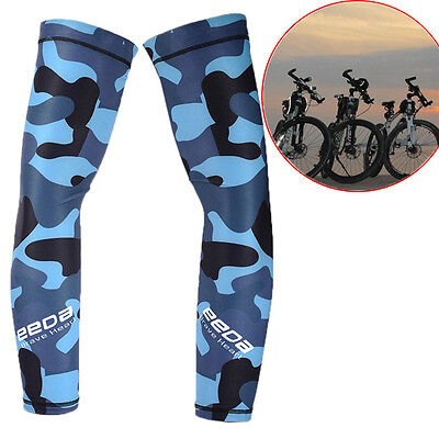 1 Pair Cooling Sports Arm Stretch Sleeves Sun UV Protection Covers Golf Cycling