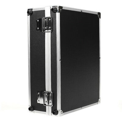 Aluminum Tattoo Piercing Equipment Carry Case Box Storage Machine Gun Supply