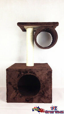 Cat Scratching Post Cat Tree House Play Toy Scratcher Pole Cat Furniture CP0011